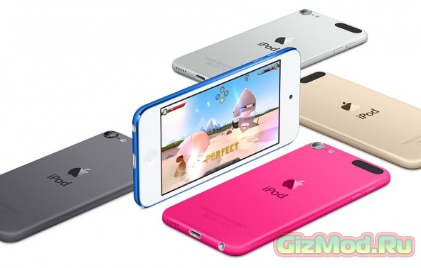 ��������� ����� iPod touch 6