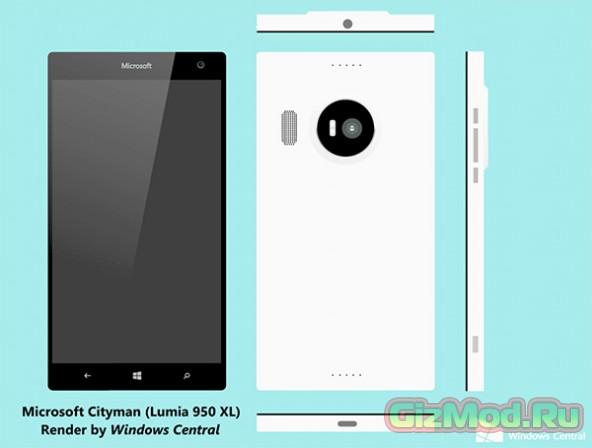 �������������� Microsoft Lumia 950 � Lumia 950 XL