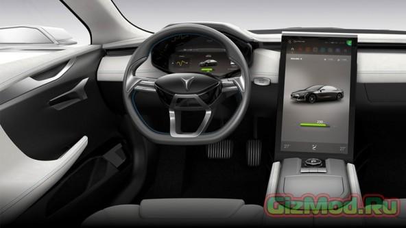 Youxia X - ��������� ����� Tesla Motors