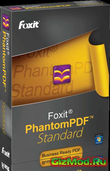 Foxit PhantomPDF 7.2.0.0722 - полноценная работа с PDF