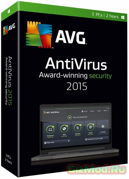 AVG Anti-Virus 15.0.6140 - �������� ������������ �����