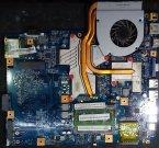 Как разобрать и почистить от пыли ноутбук Acer Aspire 5738.