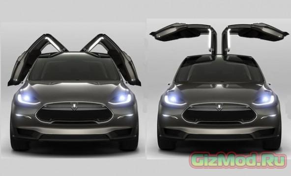 Model X: ����������� �� ��������