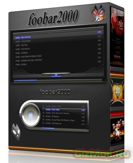 foobar2000 1.3.9 Beta 1 - самый популярный аудиоплеер