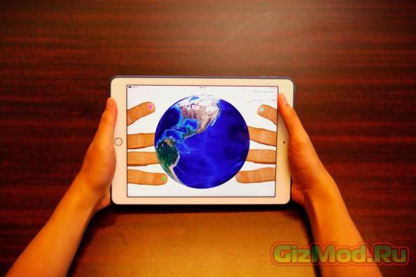 HandyCase — сделай свой iPad прозрачным
