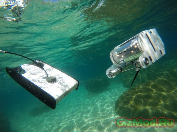 ��������� ���� OpenROV Trident