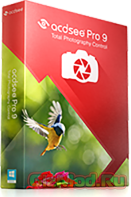 ACDSee Pro 9.0.439 x86 - смотрелка фотографий