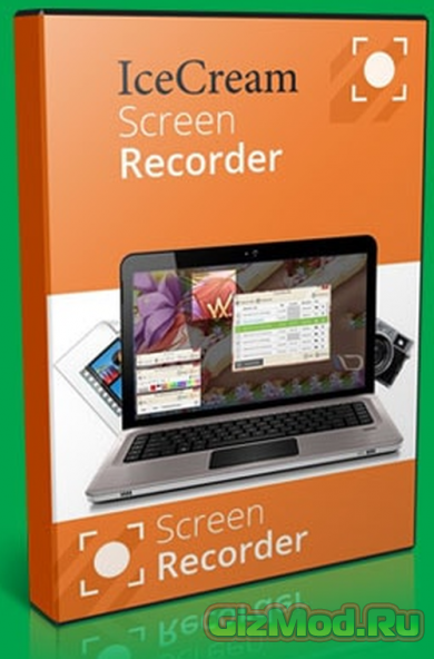 Icecream Screen Recorder 2.61 - ������ � �������� �����
