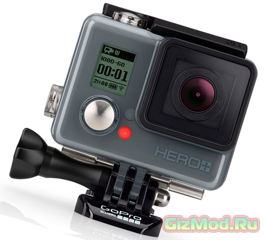 �������� GoPro ����������� ����� ����-������ HERO+