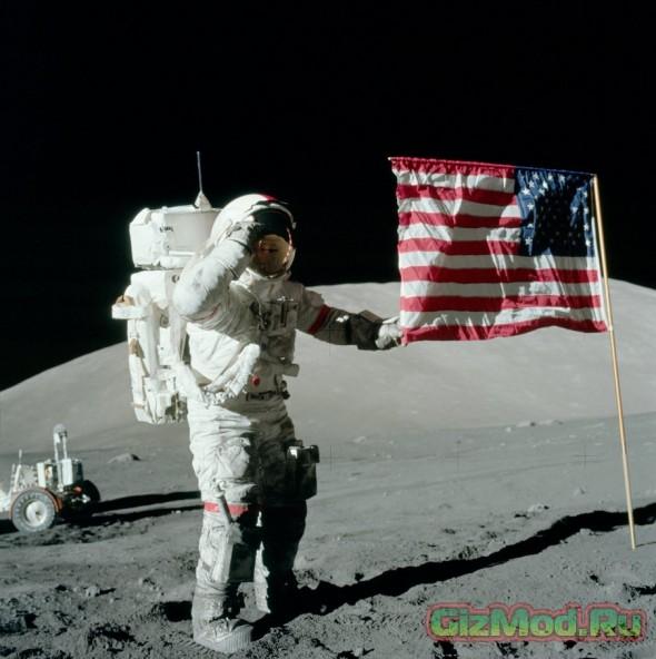 Россияне хотят выяснить правду об американцах на Луне