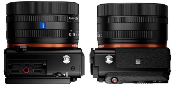 ������ �������-������ Sony Cyber-shot RX1R II