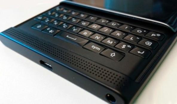 Смартфон-слайдер BlackBerry Priv