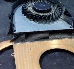 Как разобрать и почистить от пыля ноутбук Lenovo B570.