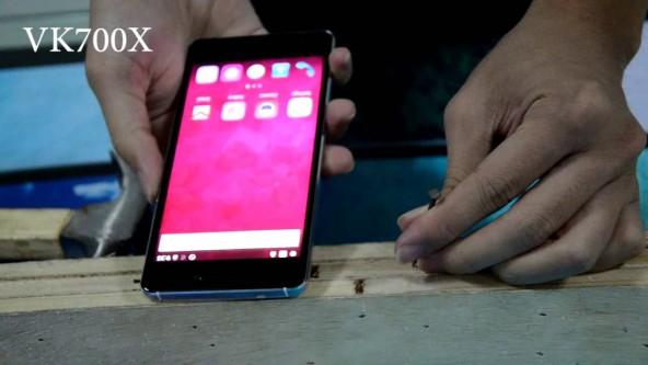 Смартфон VKworld VK700X - Gorilla Glass 3 за $60