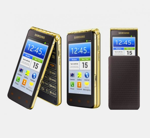 Galaxy Golden 3 ��������� � ������