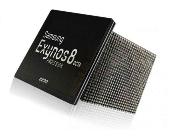 ��������� Exynos 8 Octa 8890 �� Samsung