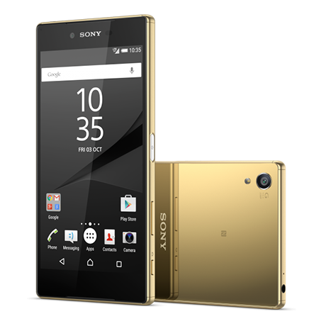 Встречайте Sony Xperia Z5 Premium