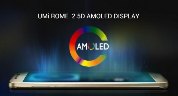 �������� Umi Rome - AMOLED � 3 �� ���������� ����� $90