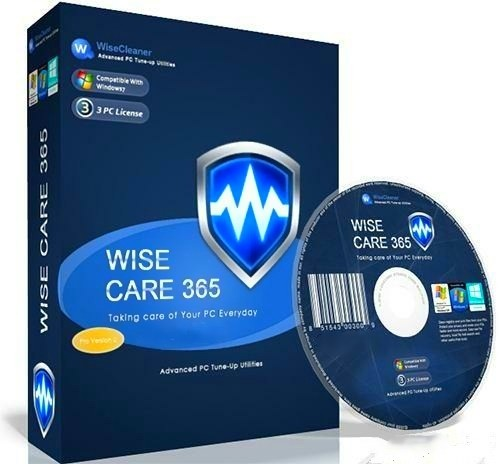 Wise Care 365 Free 3.92.350 - ������ ����������� Windows