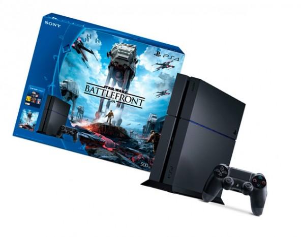 Праздничные комплекты Sony PlayStation 4 по $ 300