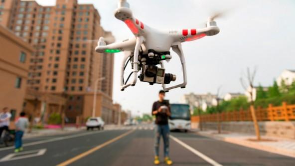 В США начинается обязательная регистрация дронов