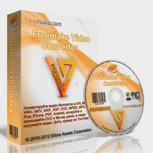 Freemake Video Converter 4.1.9.3 - бесплатный конвертер
