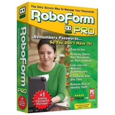 AI Roboform Pro 7.9.17.5 - забудь о ручном заполнении форм