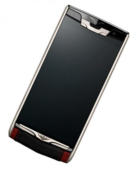 Дорогой смартфон Signature Touch for Bentley
