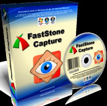 FastStone Capture 8.4 - сними скриншот удобно