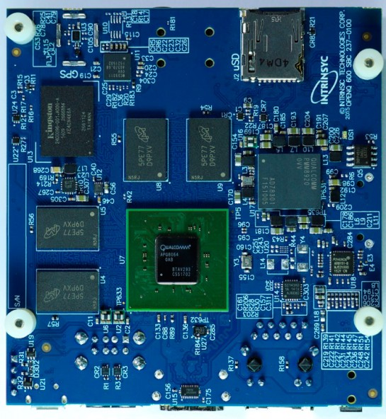 Одноплатный компьютер Open-Q 600