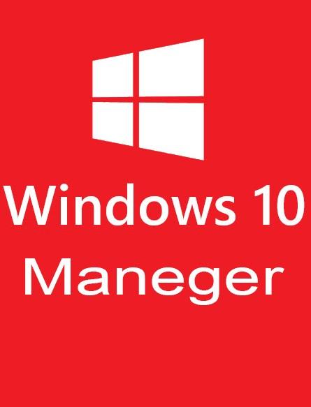 Windows 10 Manager 1.0.8 - настроит систему правильно