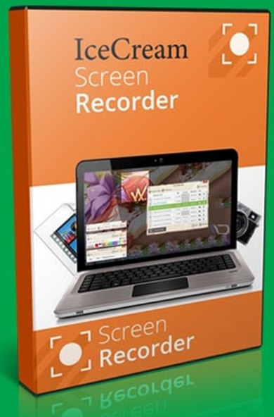 Icecream Screen Recorder 3.20 - запись с рабочего стола