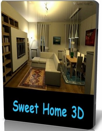 Sweet Home 3D 5.2 - моделирование дома