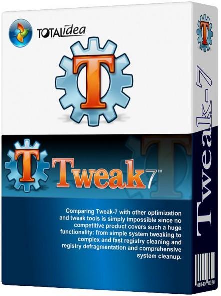 Tweak-7 1.0.1240 - лучший оптимизатор системы
