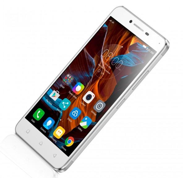 Новые смартфоны от Lenovo