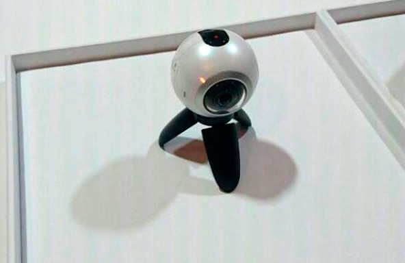 ������ Samsung Gear 360
