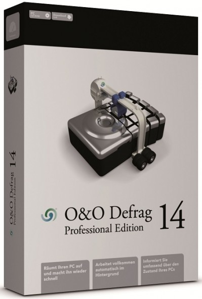 O&O Defrag Pro 19.5.222 - ������������ �������������� ��� ����