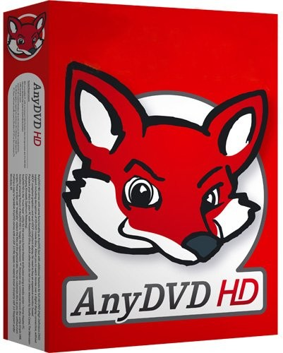 AnyDVD 7.6.9.5 - безопасное снятие региональной защиты