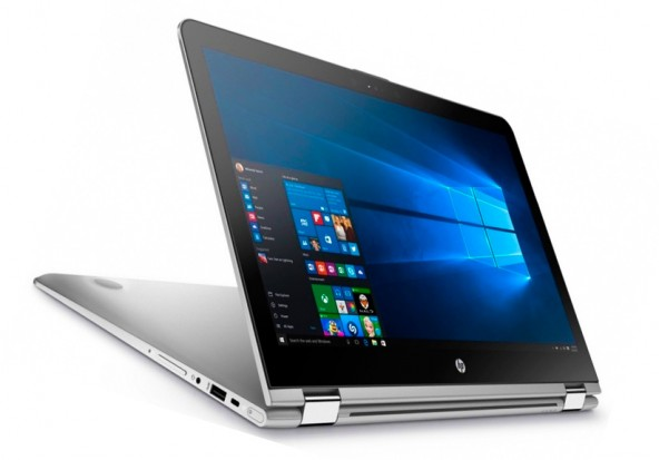 ������� � ������� HP Envy x360
