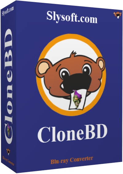 CloneBD 1.0.8.1 - ������� ����� Blu-Ray ������