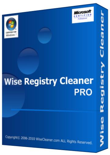 Wise Registry Cleaner 9.16.590 - ���������� ������ ������� ��� Windows