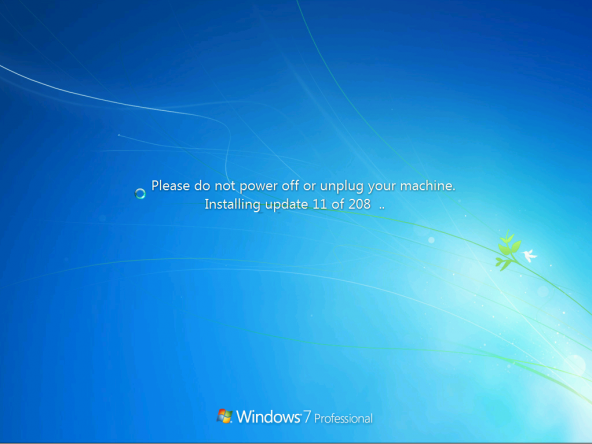 Готов накопительный пакет обновлений для Windows 7 SP1