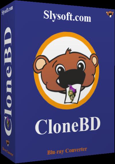 CloneBD 1.0.8.2 - создает копии Blu-Ray дисков