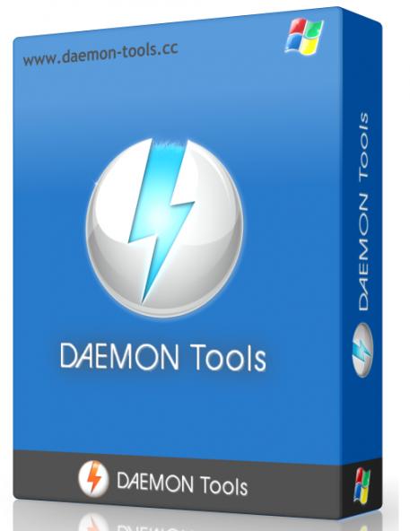 DAEMON Tools Lite 10.4.0.0190 - ������ � ���� �������� CDDVD