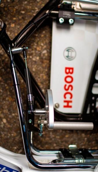 Электрокарт Bosch