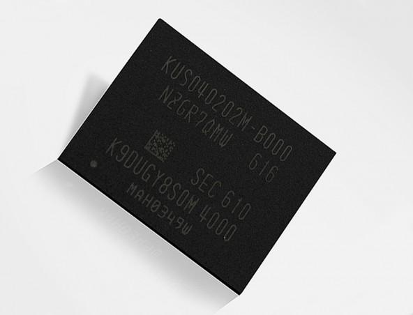 Samsung SSD 512 ГБ размером с почтовую марку