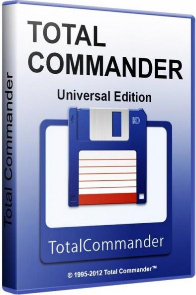 Total Commander 9.00 Beta 3 PowerPack 2016.6.3 - файловый менеджер
