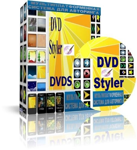 DVDStyler 3.0 RC2 - создает DVD Video диски