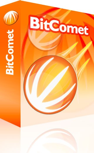 BitComet 1.42 - Torrent качалка