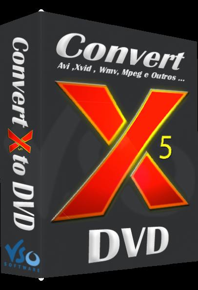 ConvertXtoDVD 6.0.0.49 Beta - отличный конвертер для Windows